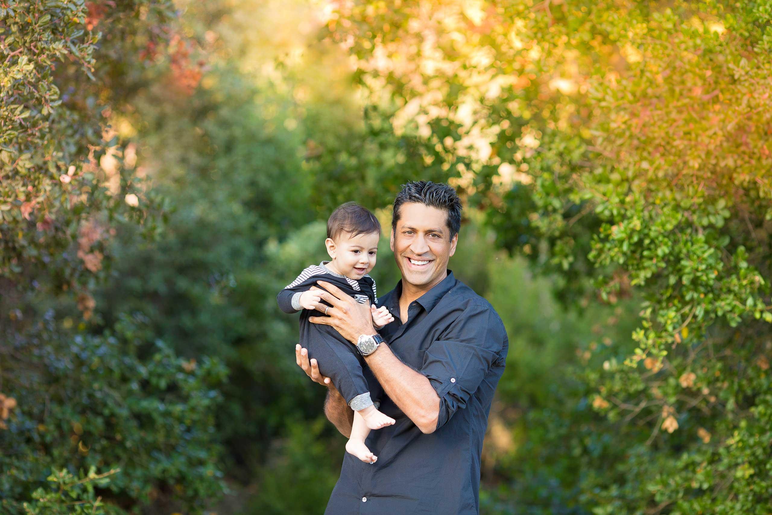 family photoshoot los angeles ramina magid