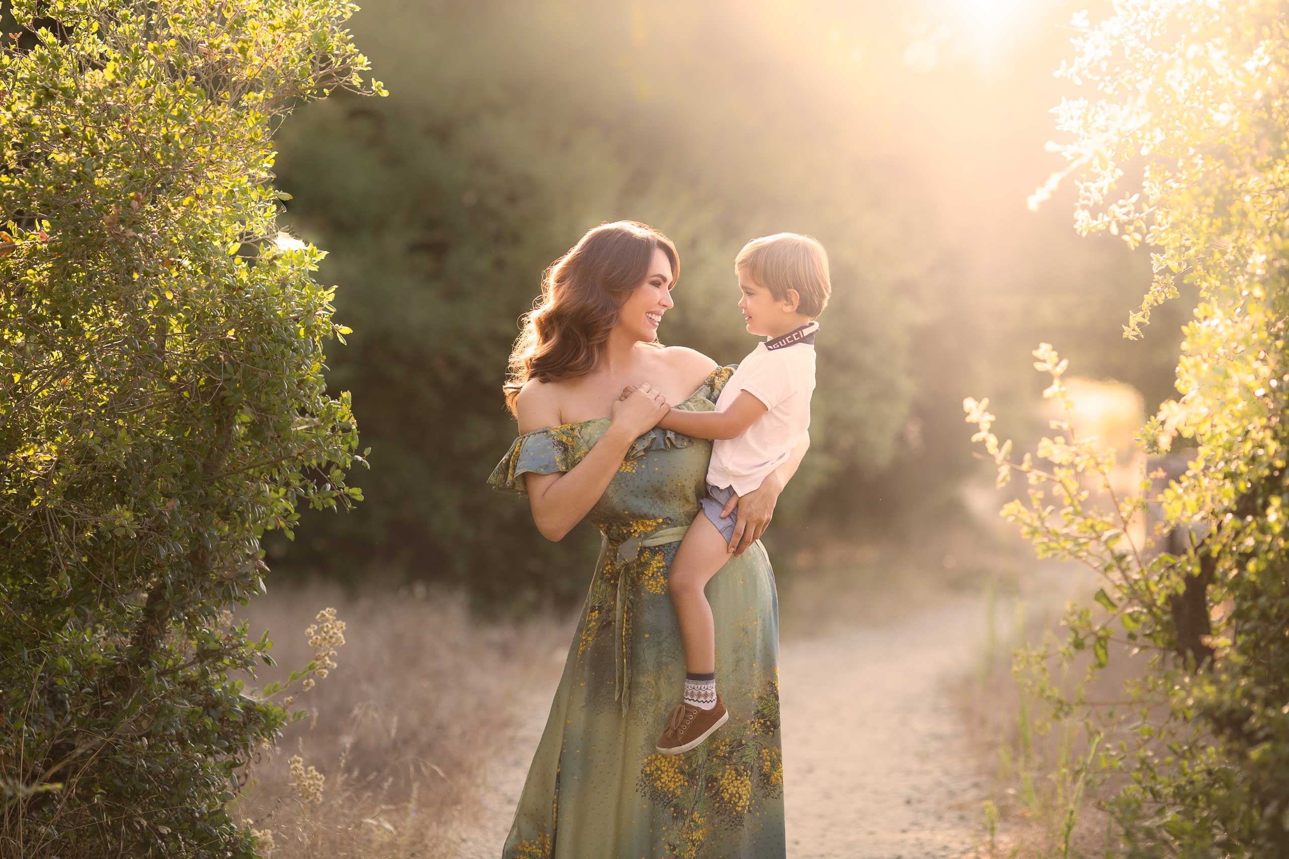 Family session taken by Ramina Magid Photography in Los Angeles