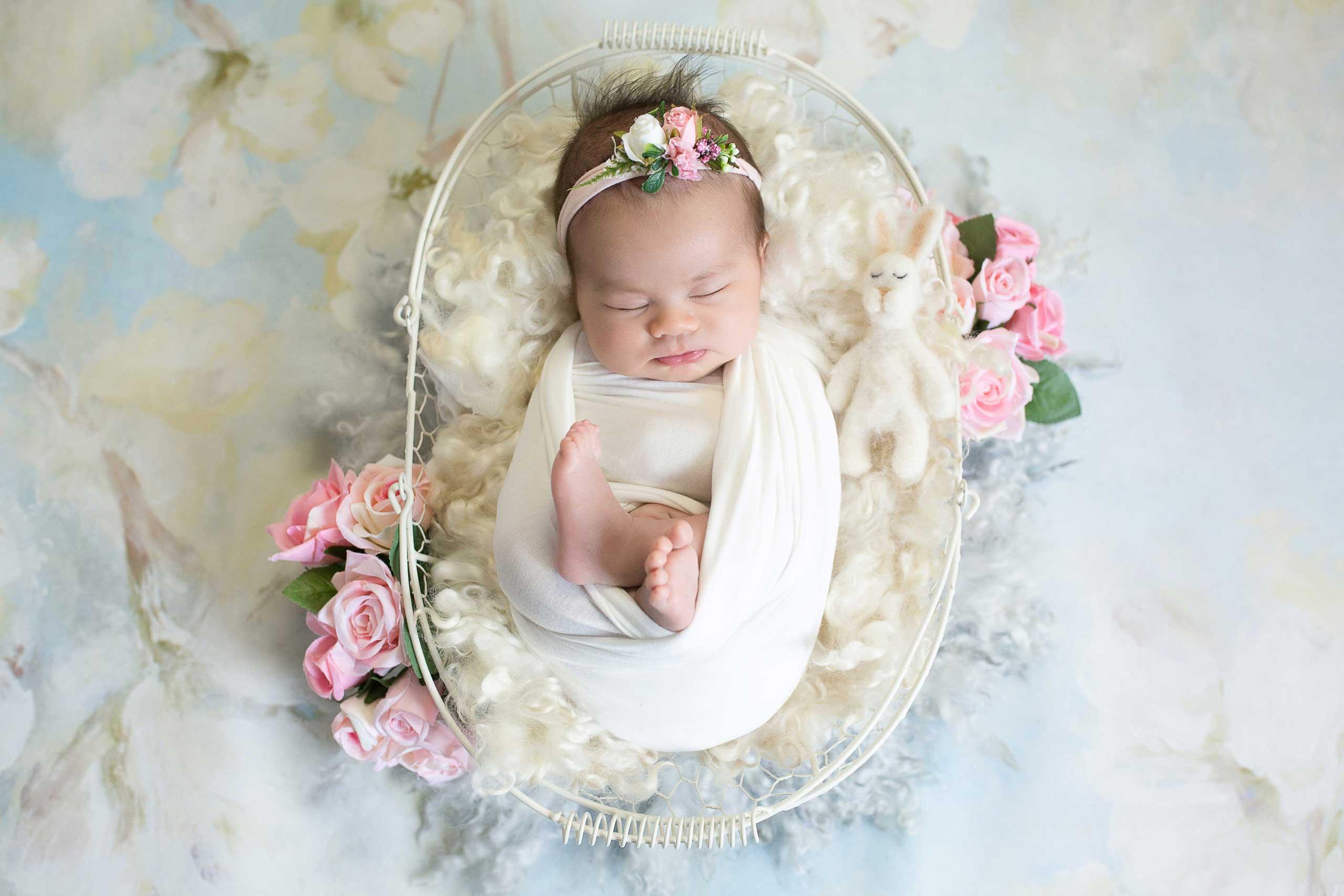 Ramina Magid Newborn Baby Photographer Los Angeles 000168