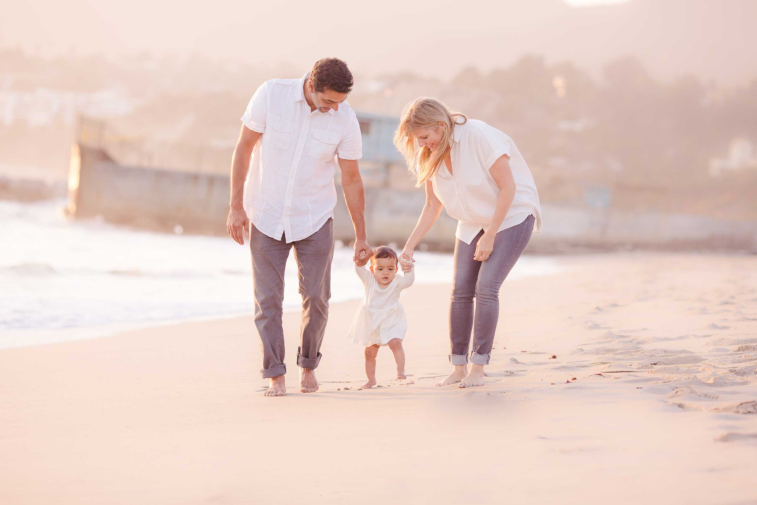 Family photos taken by Ramina Magid Photography in Los Angeles