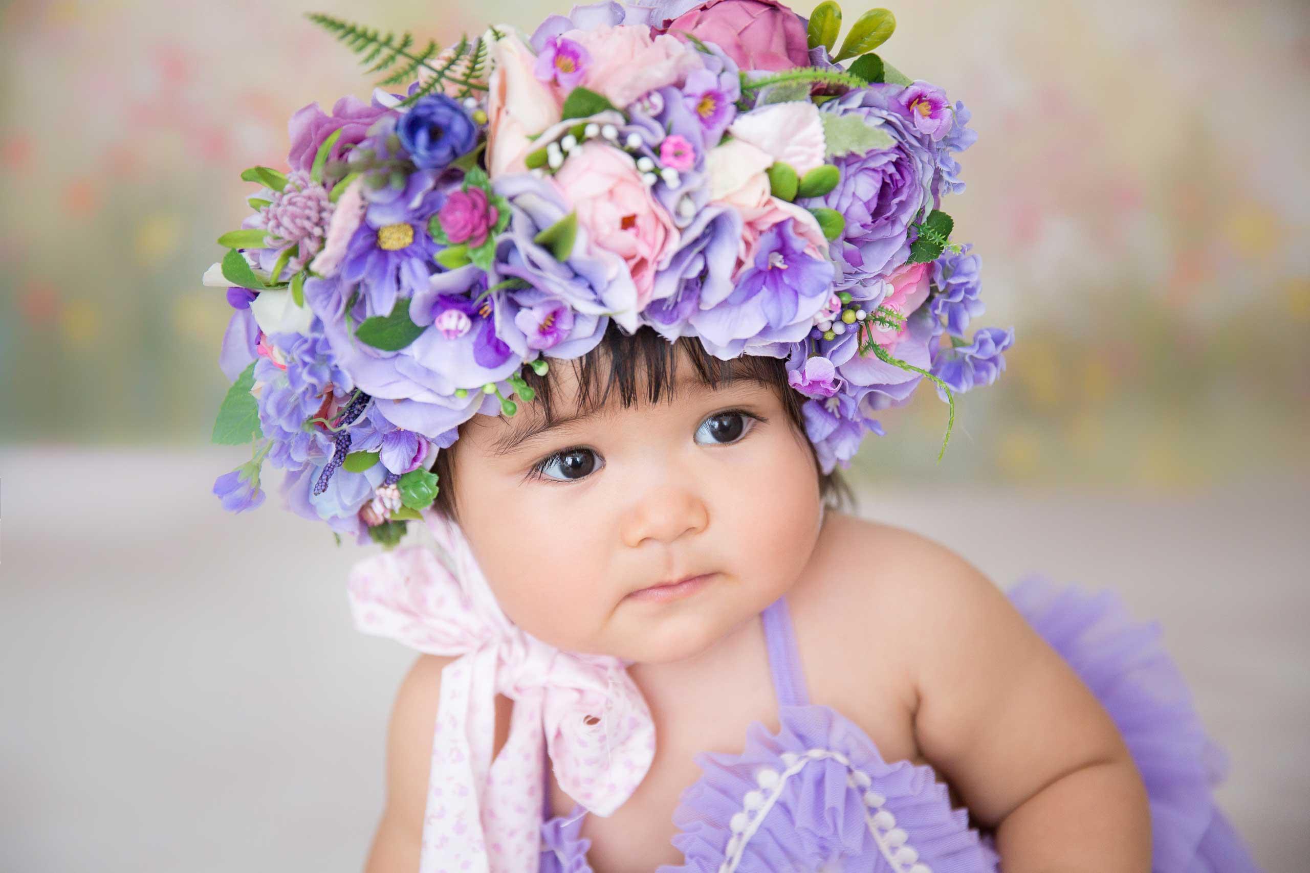 baby kids cake smash photoshoot los angeles ramina magid