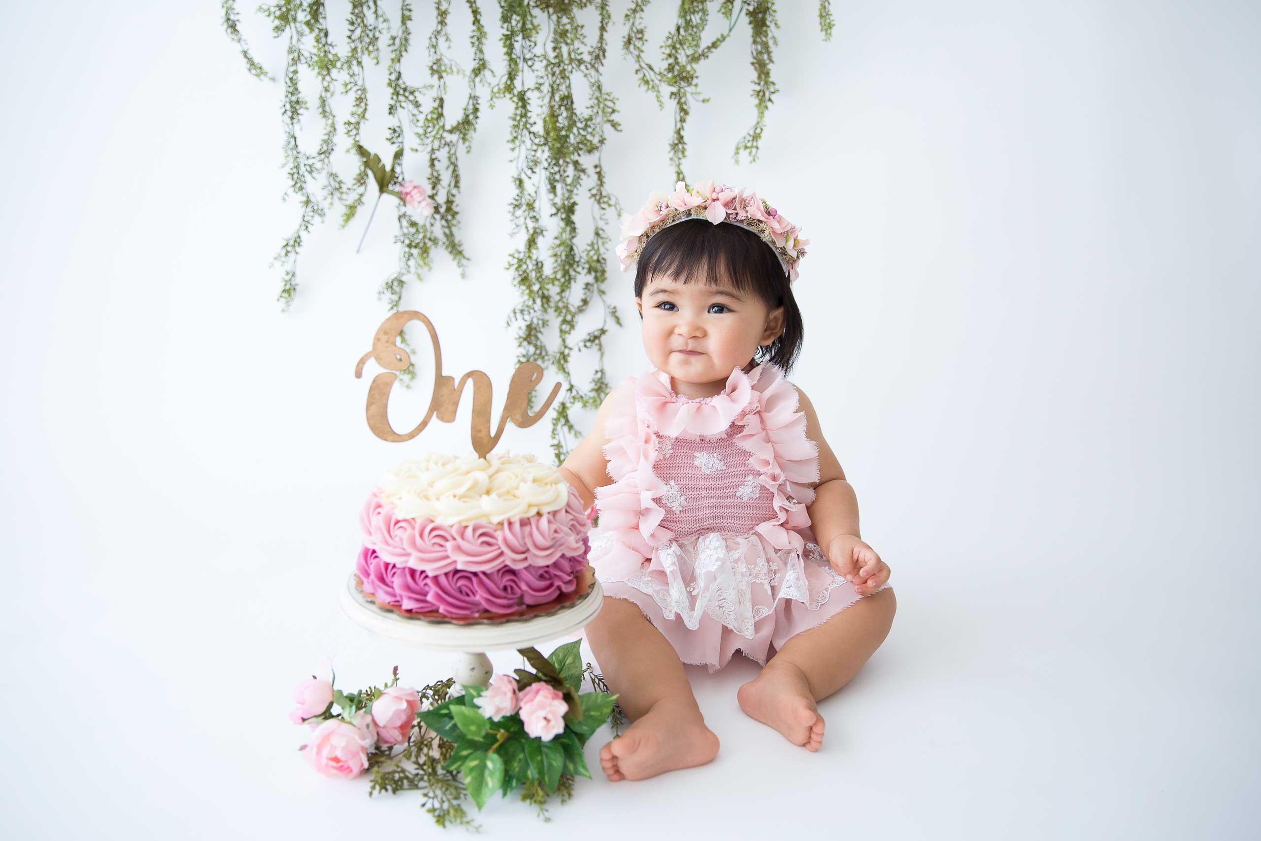 cake smash baby kids photography los angeles ramina magid 5322
