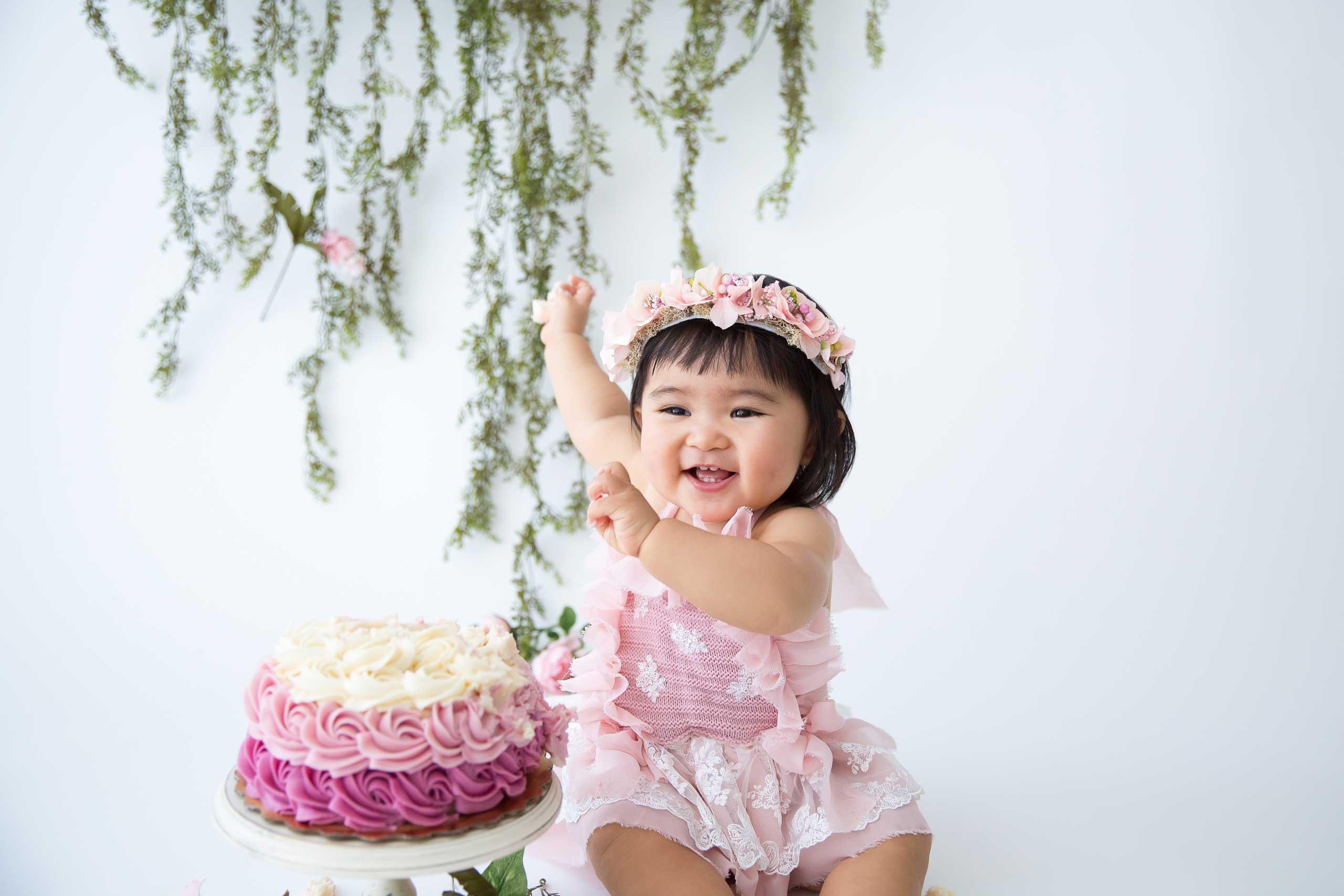 cake smash baby photography los angeles ramina magid 4323