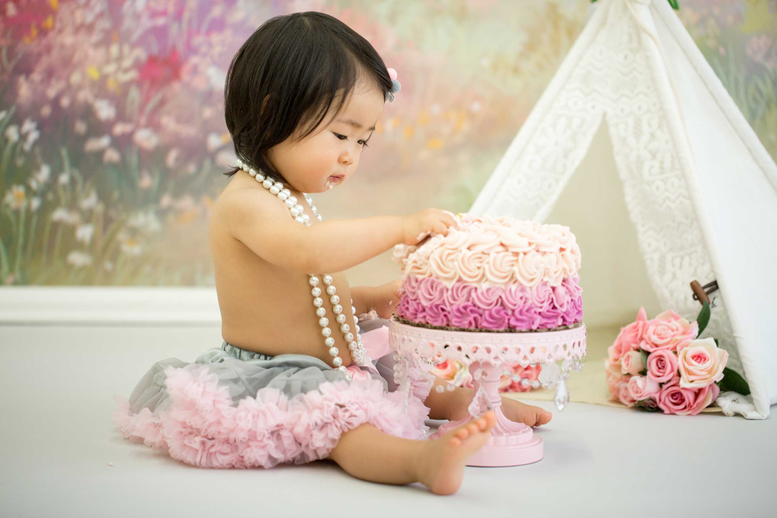 cake smash los angeles ramina magid 00475