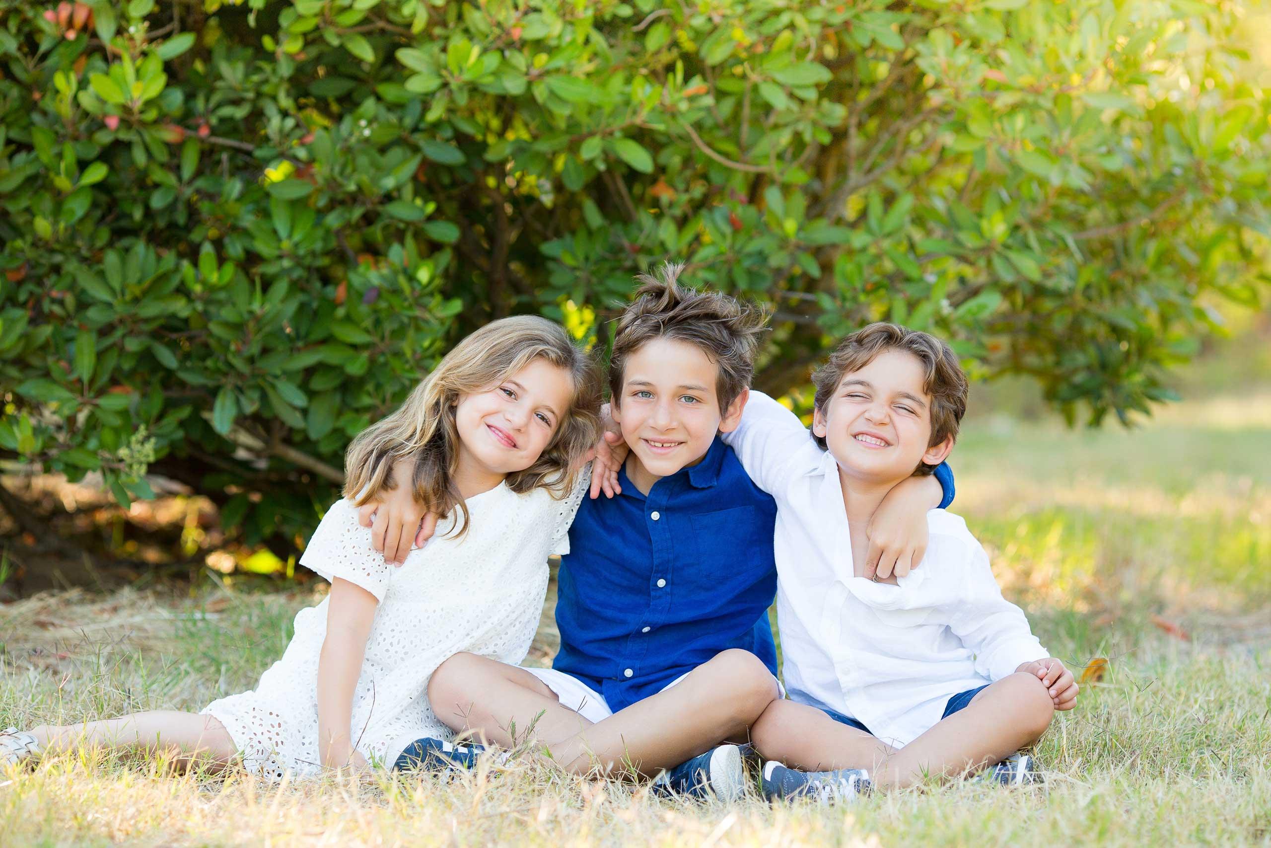 Family photosession los angeles ramina magid