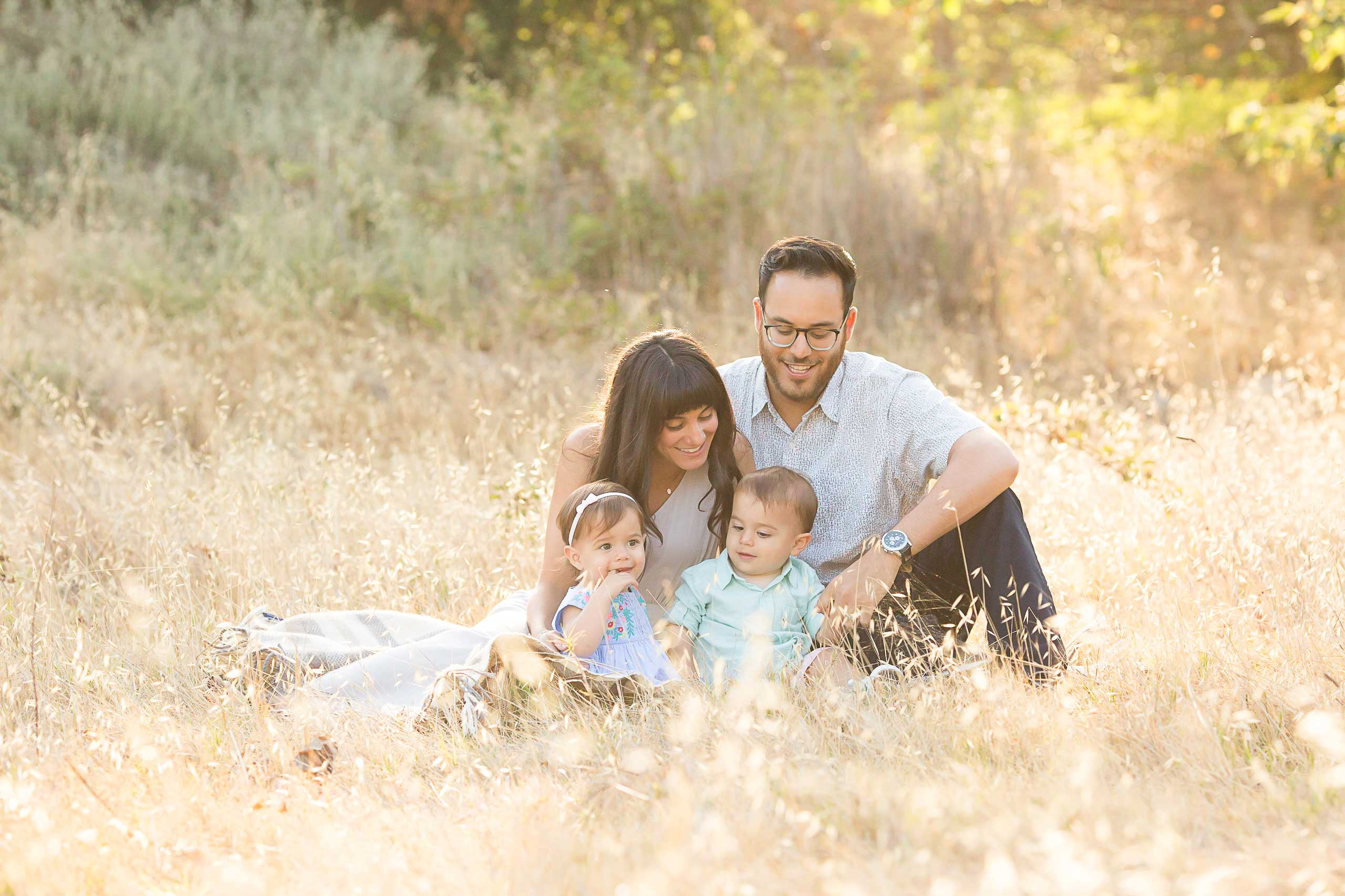 Baby Family Photography Los Angeles Ramina Magid
