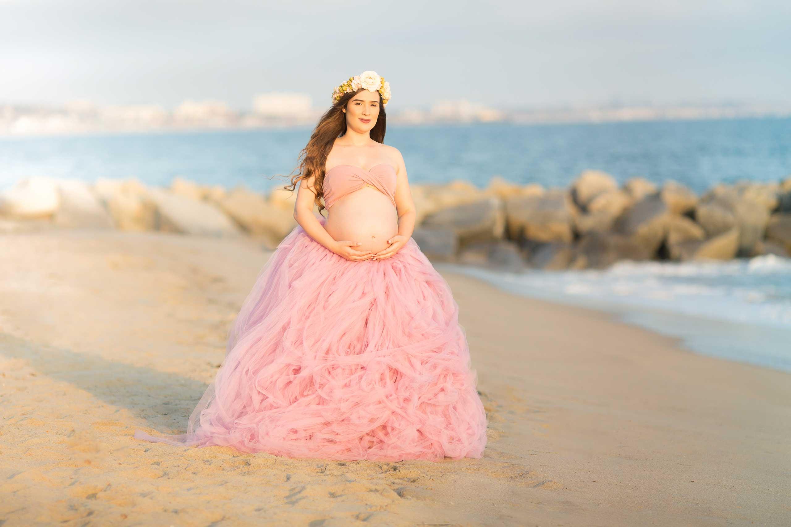 maternity pregnancy photography los angeles ramina magid