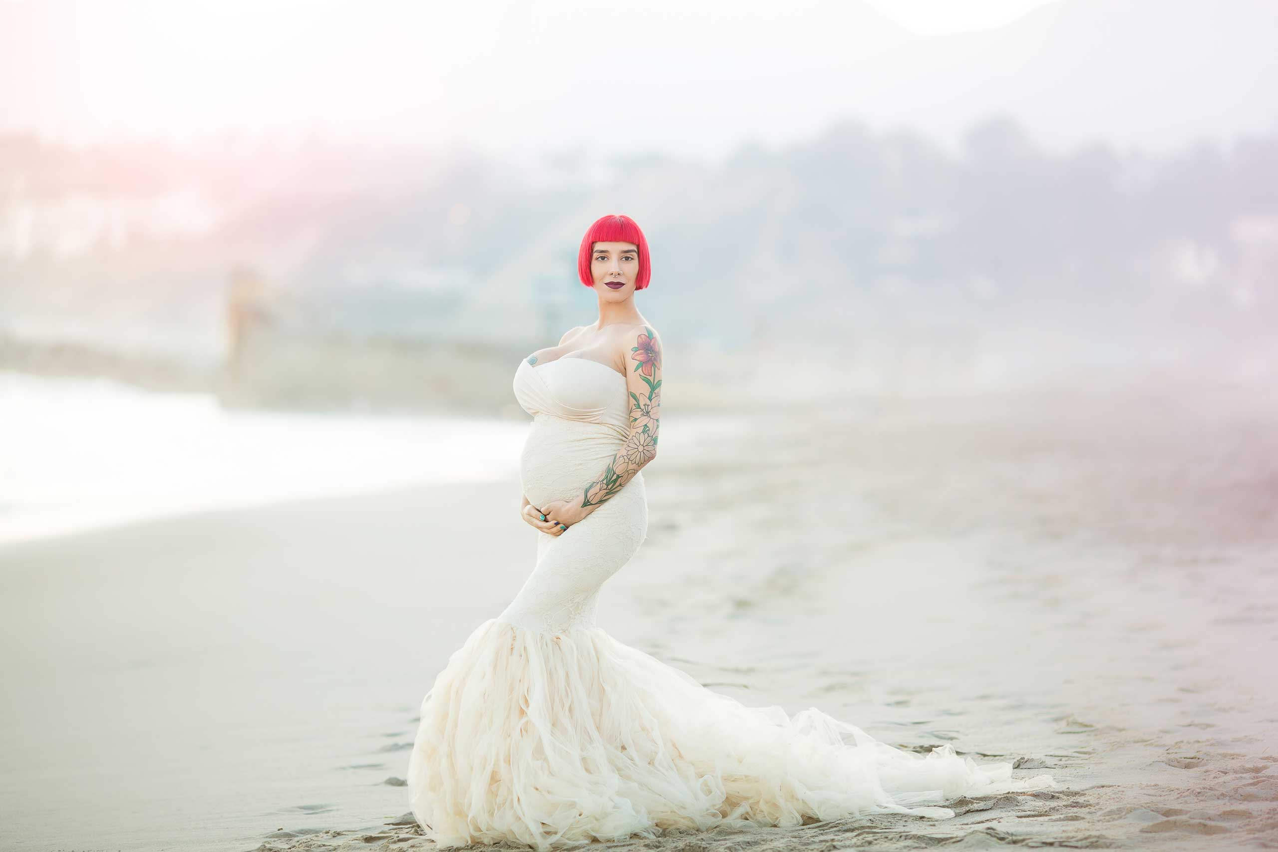 maternity pregnancy photography los angeles ramina magid