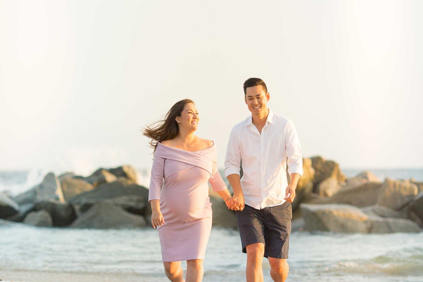 Maternity Pregnancy Photoshoot Los Angeles Ramina Magid