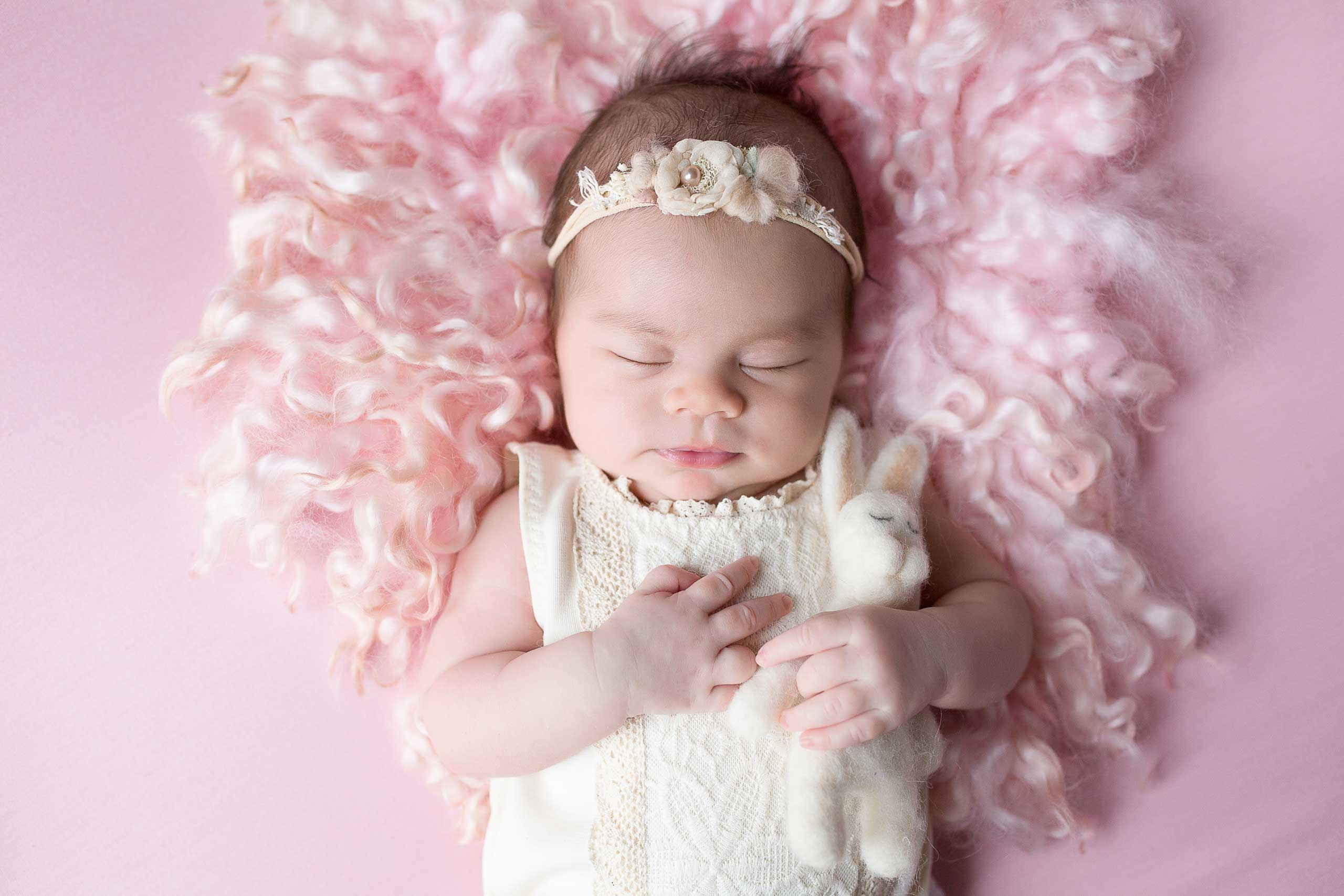 Newborn Baby Photography Los Angeles Ramina Magid
