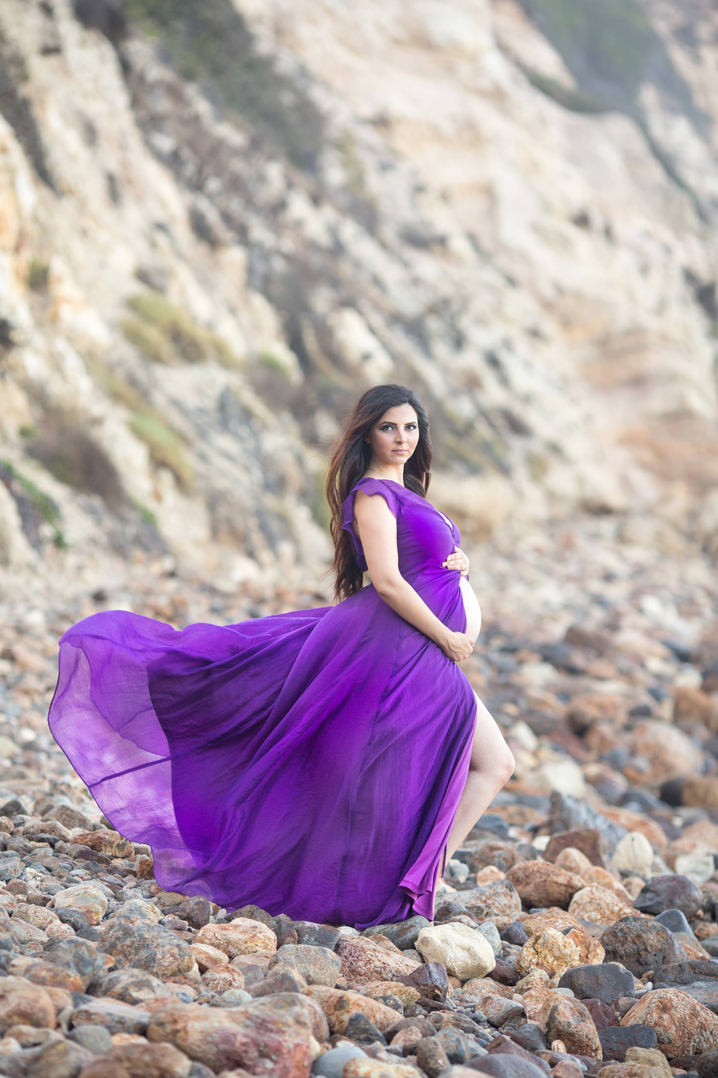maternity photography los angeles ramina magid