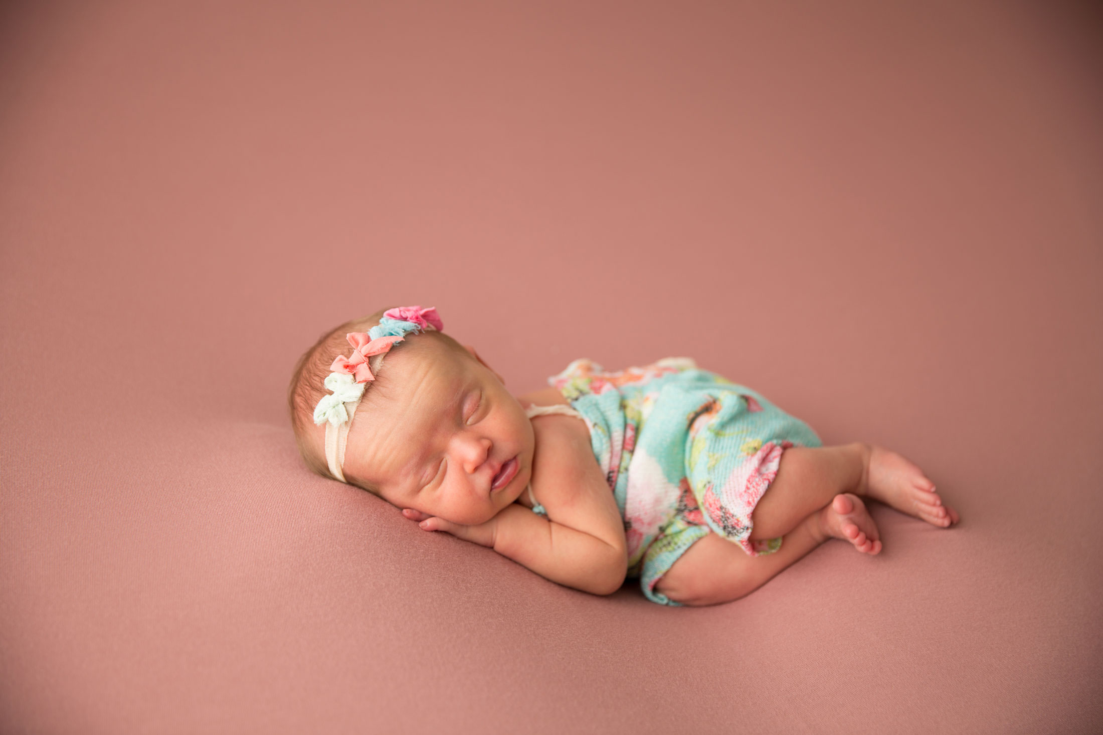 los angeles newborn babygirl photo photography 1