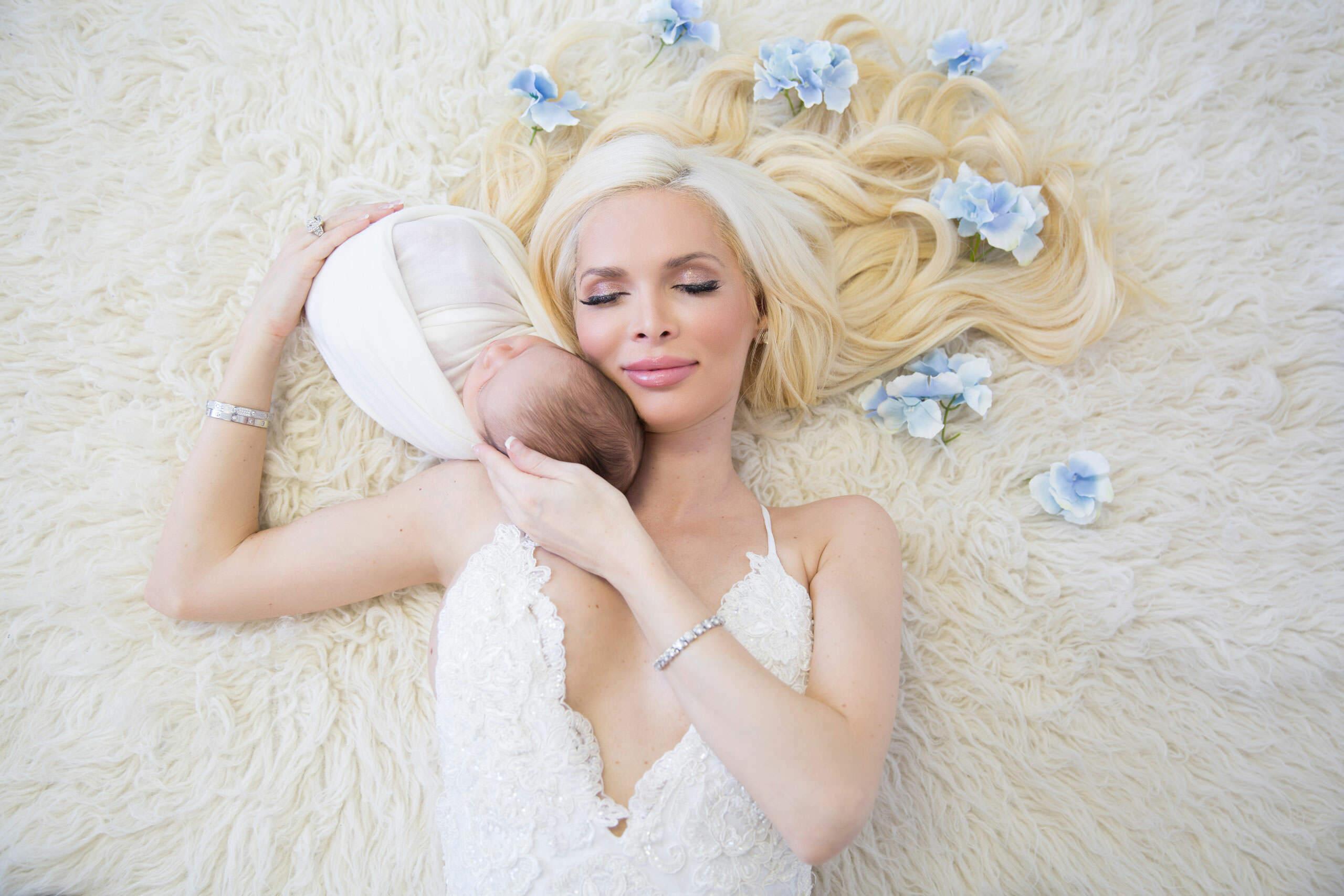 newborn baby photography ramina magid los angeles
