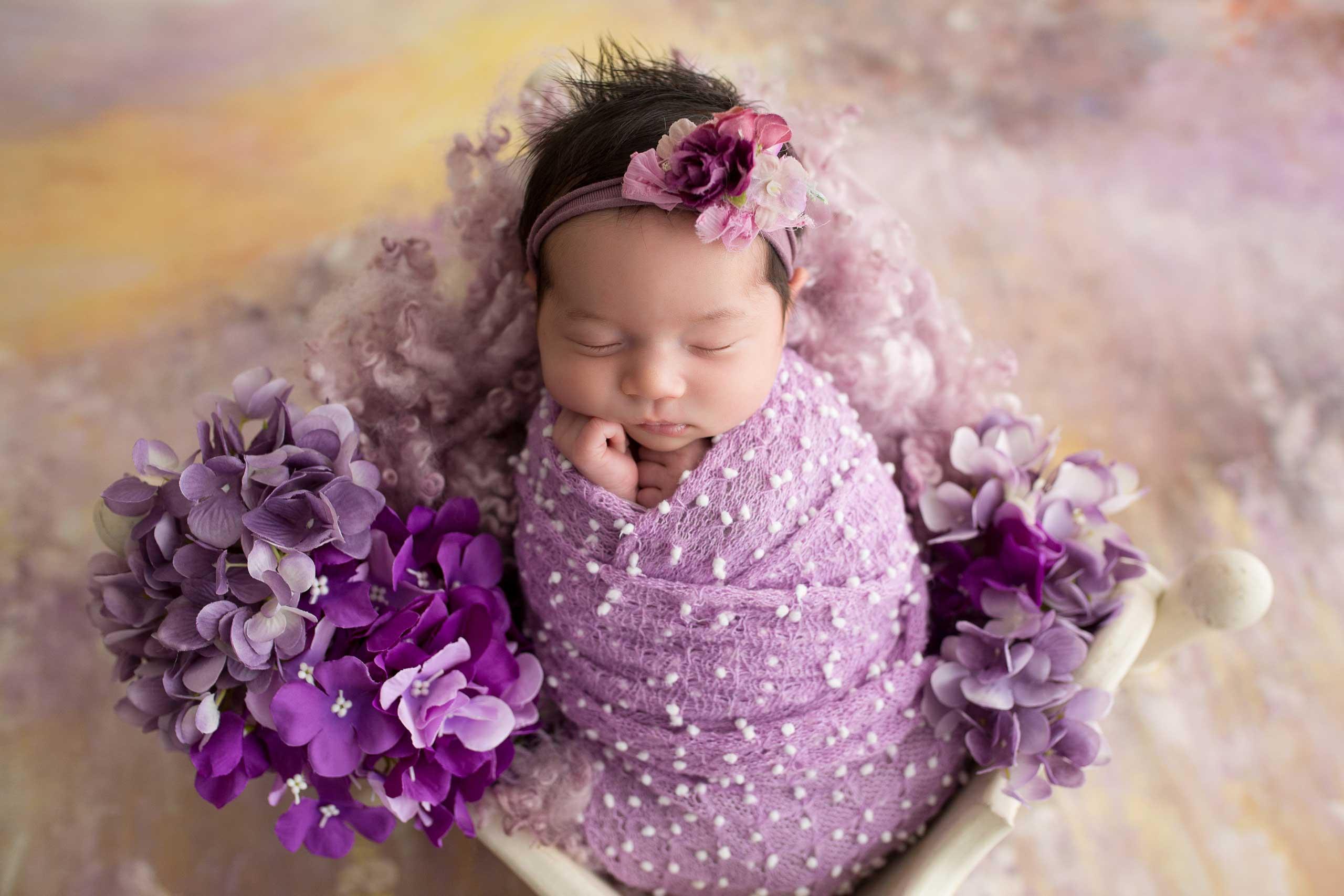 Ramina Magid Newborn Photography Los Angeles 5354